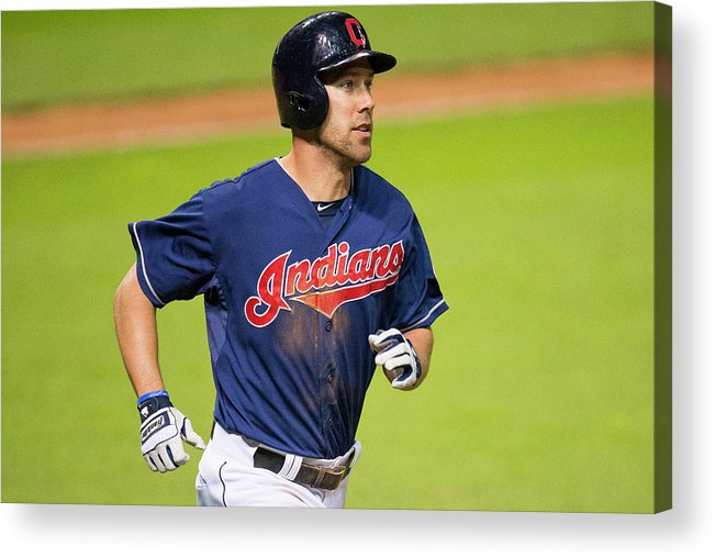 American League Baseball Acrylic Print featuring the photograph David Murphy by Jason Miller