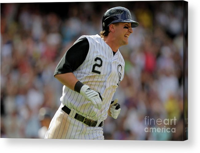 People Acrylic Print featuring the photograph Eric Young by Doug Pensinger