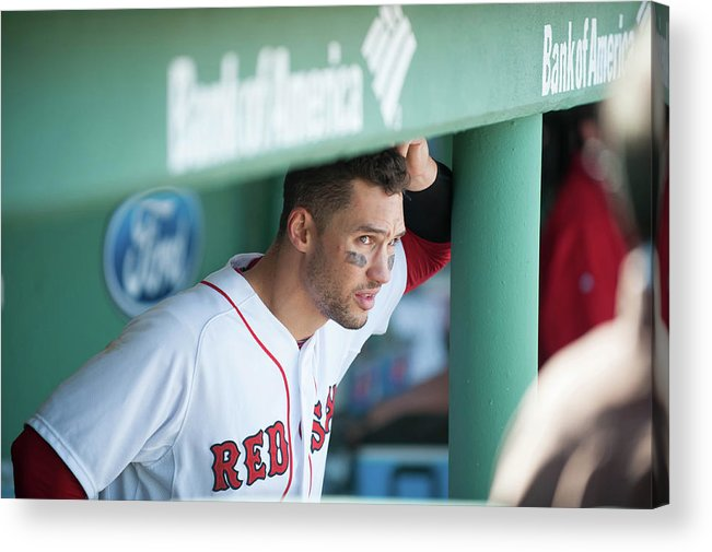 East Acrylic Print featuring the photograph Grady Sizemore by Rob Tringali
