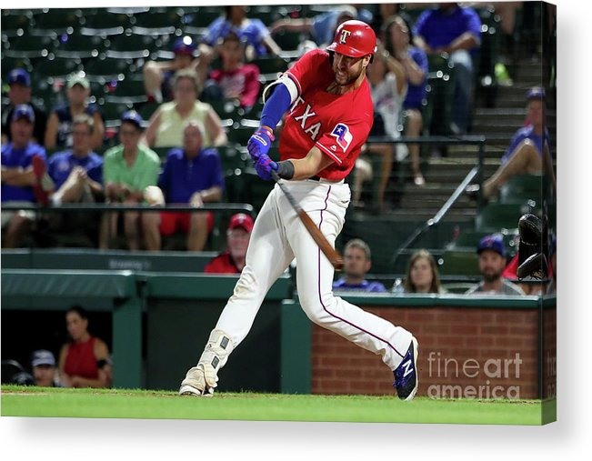 People Acrylic Print featuring the photograph Joey Gallo by Tom Pennington