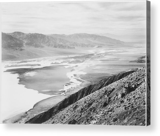 California Acrylic Print featuring the photograph Death Valley National Monument by Buyenlarge