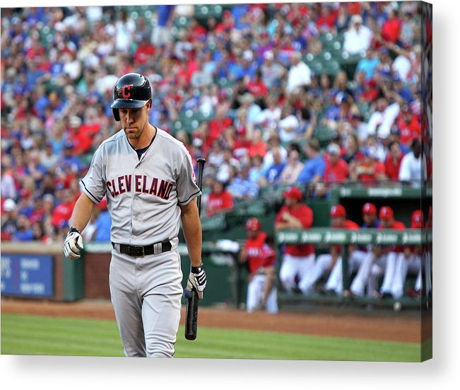Second Inning Acrylic Print featuring the photograph David Murphy by Layne Murdoch Jr.