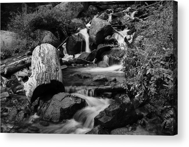 Landscape Acrylic Print featuring the photograph Tranquility by Brian Anderson