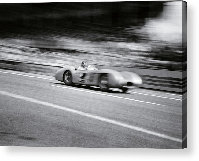 1950-1959 Acrylic Print featuring the photograph Need For Speed by Joseph Mckeown