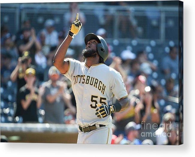 Three Quarter Length Acrylic Print featuring the photograph Josh Bell by Denis Poroy