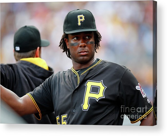 People Acrylic Print featuring the photograph Josh Bell by Justin K. Aller