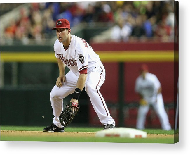 Motion Acrylic Print featuring the photograph Paul Goldschmidt by Christian Petersen