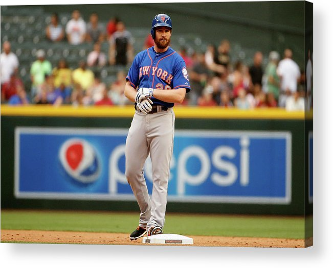 People Acrylic Print featuring the photograph Daniel Murphy by Christian Petersen