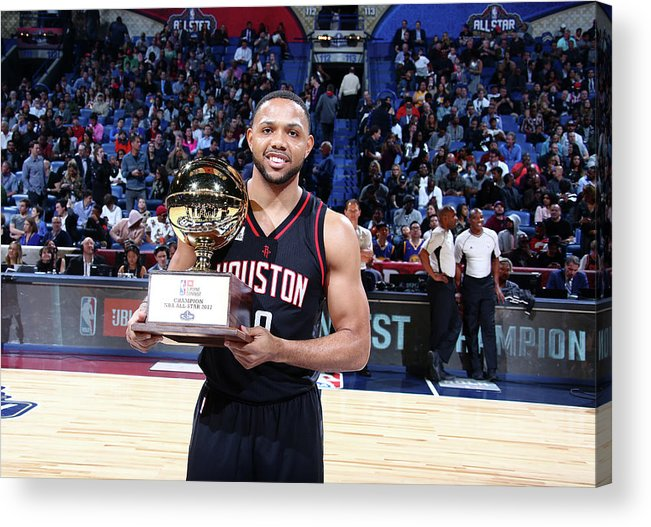 Event Acrylic Print featuring the photograph Eric Gordon by Nathaniel S. Butler