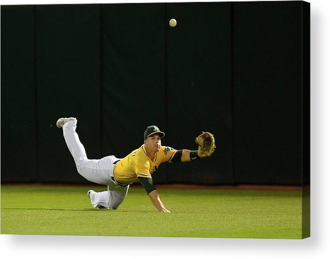 People Acrylic Print featuring the photograph Jake Smolinski by Thearon W. Henderson