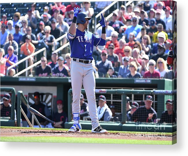 People Acrylic Print featuring the photograph Joey Gallo by Norm Hall