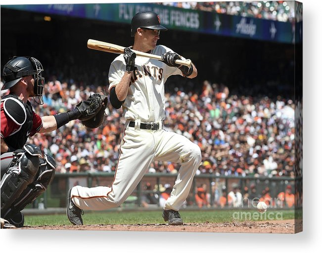 San Francisco Acrylic Print featuring the photograph Kelby Tomlinson by Thearon W. Henderson
