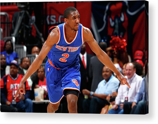 Atlanta Acrylic Print featuring the photograph Langston Galloway by Kevin C. Cox