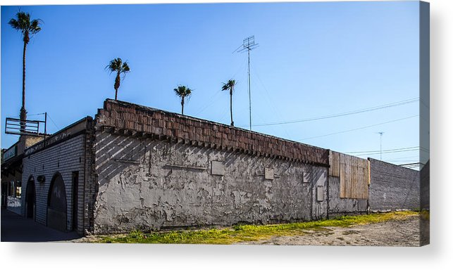 Route 66 Acrylic Print featuring the photograph Abandoned 8 by Angus Hooper Iii