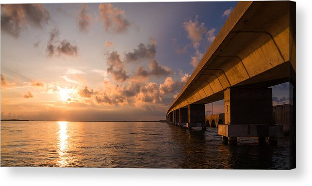 Florida Acrylic Print featuring the photograph Keys by Chad Dutson