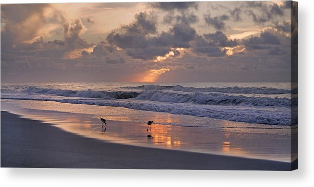 Romance Acrylic Print featuring the photograph The Best Kept Secret by Betsy Knapp