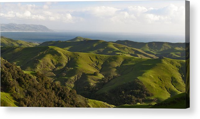Ca 46 Acrylic Print featuring the photograph California Dreaming 2 Of 2 by Gregory Scott