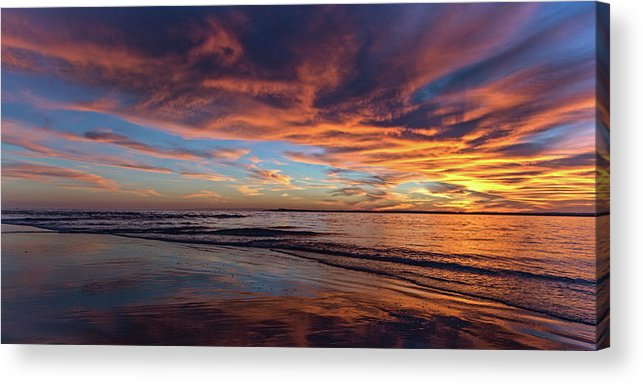 Romance Acrylic Print featuring the photograph Once With You by Betsy Knapp