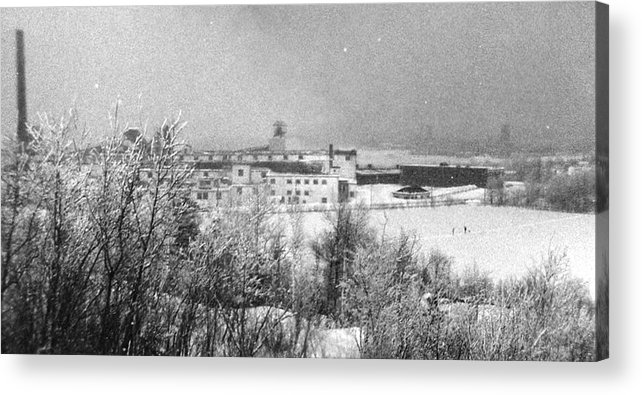 Lakeshore Mine Acrylic Print featuring the photograph Lakeshore 1959 by Peter Midtskogen