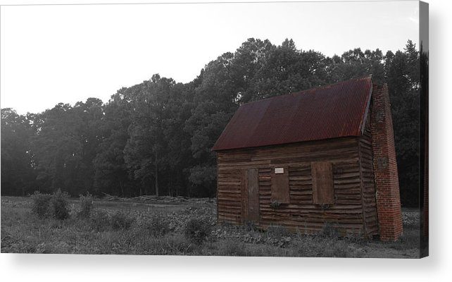 Homestead Acrylic Print featuring the photograph Homestead by Travis Aston