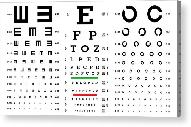 photograph regarding Printable Eye Chart named Eye Examine Chart Vector. Eyesight Take a look at. Optometrist Test. Clinical Eye Diagnostic. Alternative Models. Sight, Vision. Optical Evaluation. Isolated Upon