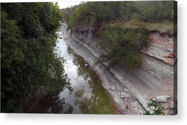 Water Acrylic Print featuring the photograph Texas 2 by Joyce Wasser