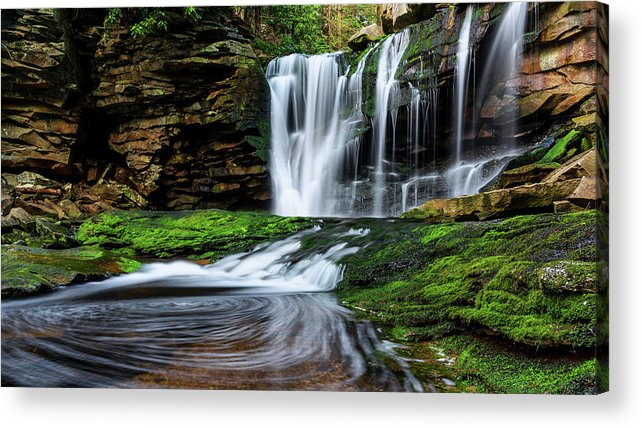 Dreamy Acrylic Print featuring the photograph Dreamy by Chad Dutson