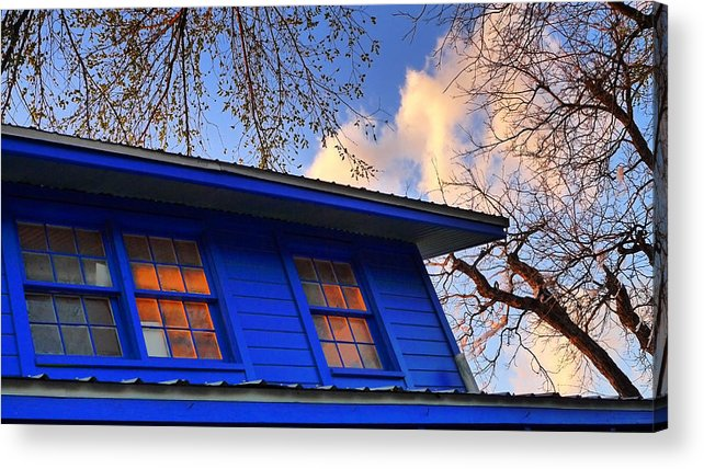 Hope Acrylic Print featuring the photograph Hope by Skip Hunt