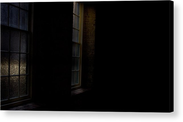 enterprise Mill Acrylic Print featuring the photograph Slit Scan 4 by Patrick Biestman