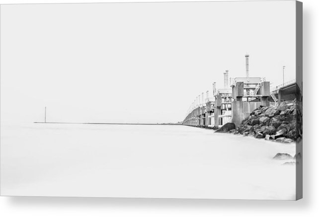 Landscape Photography Acrylic Print featuring the photograph Kefalos Dreams by RONALD Duverge