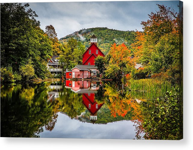 Ashland Acrylic Print featuring the photograph Ashland by Robert Clifford