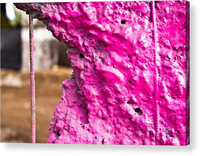 Brightly Acrylic Print featuring the photograph Brightly by Vadim Grabbe