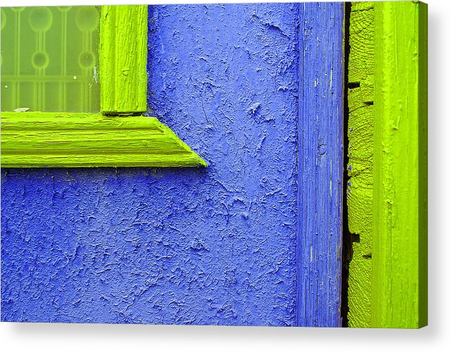 Wall Wood Acrylic Print featuring the photograph Nice Pair by Vadim Grabbe