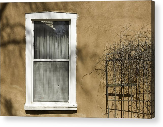 Photography Acrylic Print featuring the photograph Old Window by Carmo Correia