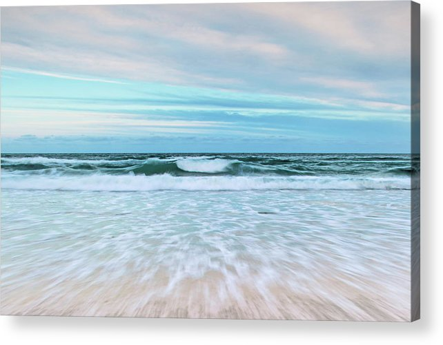 Australia Acrylic Print featuring the photograph Sea Is Calling by Az Jackson