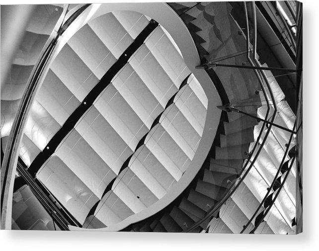 Circle Acrylic Print featuring the photograph Perspective by Caroline Clark