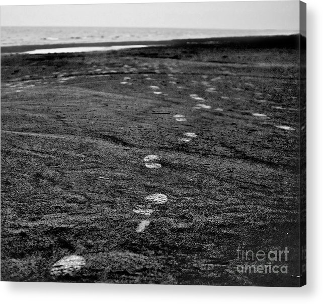 Beach Acrylic Print featuring the photograph Untitled by Vadim Grabbe
