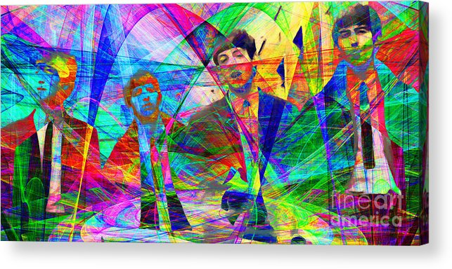Wingsdomain Acrylic Print featuring the photograph Strawberry Fields Forever 20130615 by Wingsdomain Art and Photography