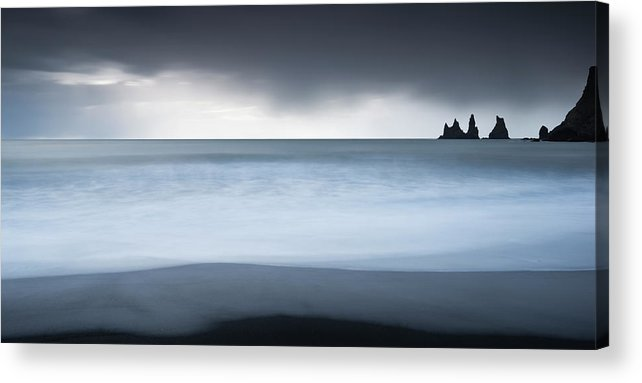 Scenics Acrylic Print featuring the photograph Iceland by Jeremy Walker
