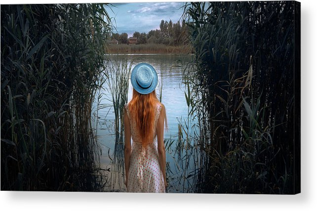 Panorama Acrylic Print featuring the photograph by Mikhail Potapov