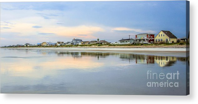 Amelia Acrylic Print featuring the photograph Amelia Reflections by Scott Moore