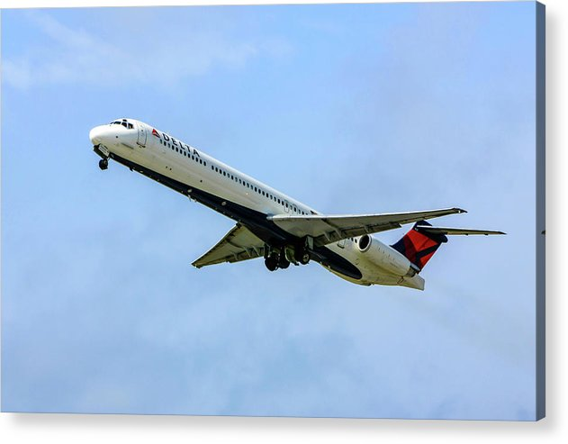 Delta MD88 by Chris Smith