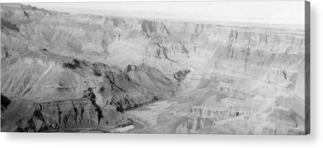 Grand Canyon Acrylic Print featuring the photograph Ain't It Grand by Pharris Art