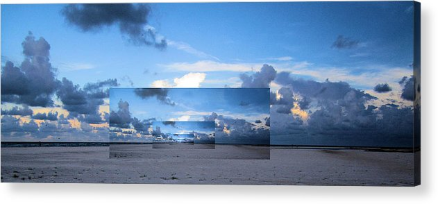 Acrylic Print featuring the photograph Sb22 by Pepsi Freund