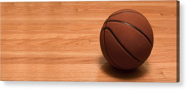 Basketball Acrylic Print featuring the photograph Game Over by Andrew Soundarajan