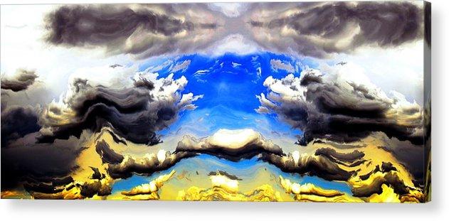 Australia Acrylic Print featuring the photograph Digiset by Zazl Art