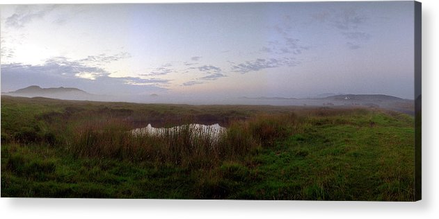 Mull Acrylic Print featuring the photograph Ground And Sea Fog by Jan W Faul