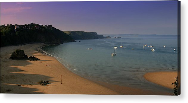 Life Acrylic Print featuring the photograph Turn To Dusk by Stevie Smudge