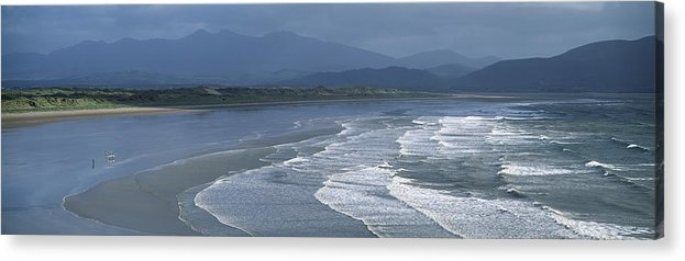 Beach Acrylic Print featuring the photograph Toursim, Ring Of Beara, Co Cork by The Irish Image Collection