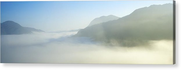 Outdoors Acrylic Print featuring the photograph Ladies View, Killarney, Co Kerry by The Irish Image Collection